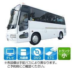 小型バスを料金格安で予約するなら| バスの貸切・レンタルの画像